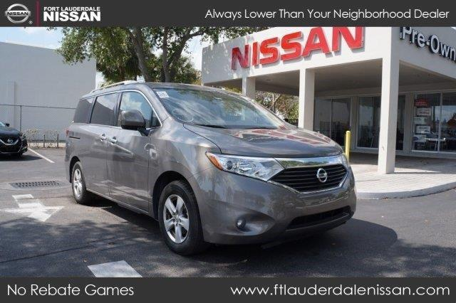 2016 Nissan Quest 3.5 S 3.5 S 4dr Mini-Van