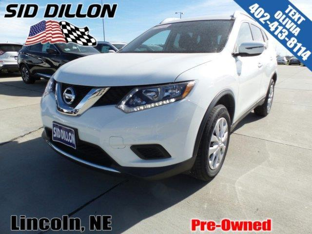 2016 nissan rogue s awd s 4dr crossover for sale in lincoln nebraska classified. Black Bedroom Furniture Sets. Home Design Ideas