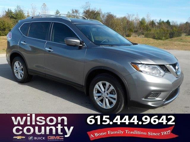 2016 Nissan Rogue S S 4dr Crossover