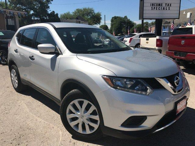American Auto Sales Houston Tx: 2016 Nissan Rogue S S 4dr Crossover For Sale In Houston