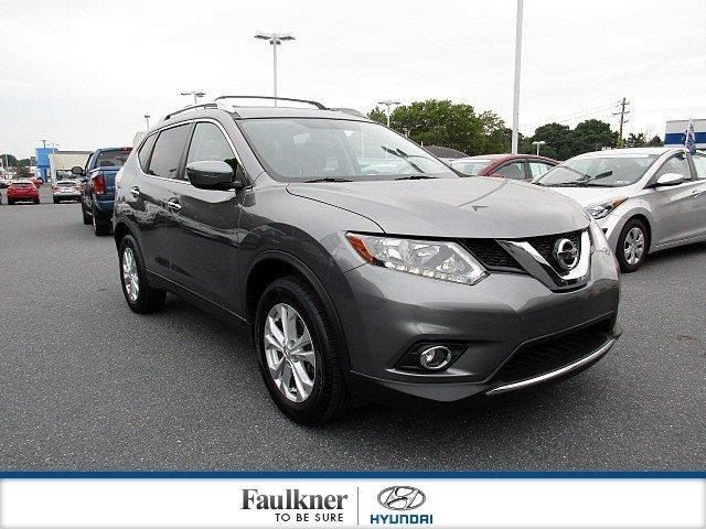 2016 Nissan Rogue SV AWD SV 4dr Crossover
