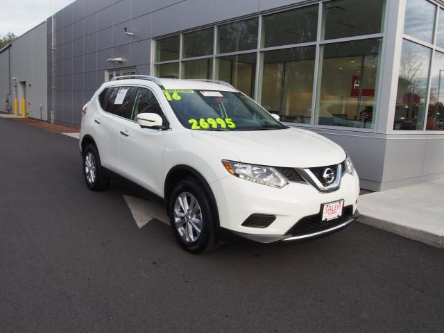 2016 nissan rogue sv awd sv 4dr crossover for sale in salem new hampshire classified. Black Bedroom Furniture Sets. Home Design Ideas