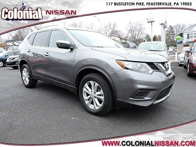 2016 nissan rogue sv awd sv 4dr crossover for sale in langhorne pennsylvania classified. Black Bedroom Furniture Sets. Home Design Ideas