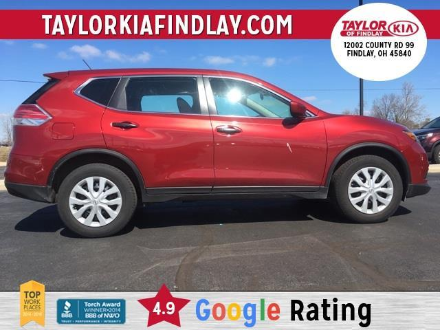 2016 nissan rogue sv awd sv 4dr crossover for sale in findlay ohio classified. Black Bedroom Furniture Sets. Home Design Ideas