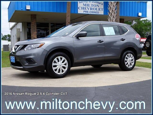 2016 Nissan Rogue SV SV 4dr Crossover