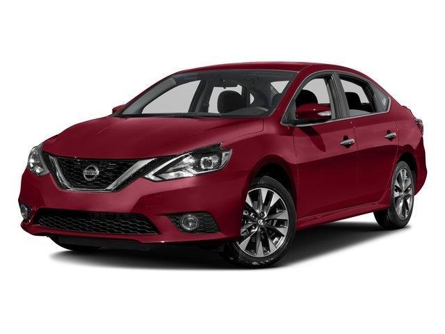 2016 Nissan Sentra SR SR 4dr Sedan
