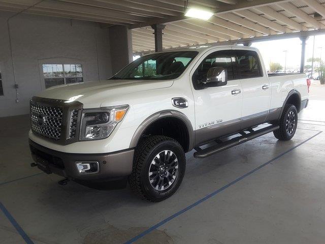 Nissan Las Cruces >> 2016 Nissan Titan XD Platinum Reserve 4x4 Platinum Reserve ...