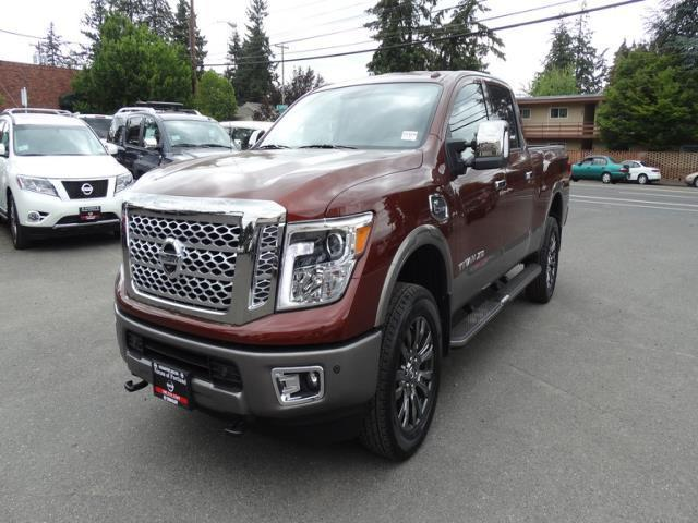 2016 nissan titan xd s 4x2 s 4dr crew cab pickup diesel for sale in portland oregon. Black Bedroom Furniture Sets. Home Design Ideas