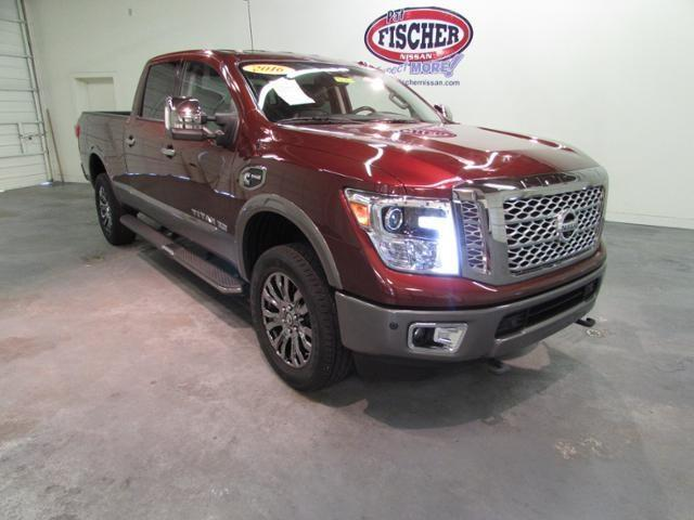 2016 nissan titan xd s 4x2 s 4dr crew cab pickup diesel for sale in titusville florida. Black Bedroom Furniture Sets. Home Design Ideas