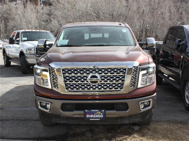 2016 nissan titan xd s 4x4 s 4dr crew cab pickup diesel for sale in durango colorado. Black Bedroom Furniture Sets. Home Design Ideas