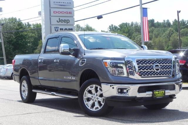 2016 nissan titan xd s 4x4 s 4dr crew cab pickup diesel for sale in somersworth new hampshire. Black Bedroom Furniture Sets. Home Design Ideas