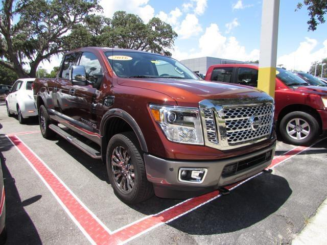 2016 nissan titan xd s 4x4 s 4dr crew cab pickup diesel for sale in titusville florida. Black Bedroom Furniture Sets. Home Design Ideas