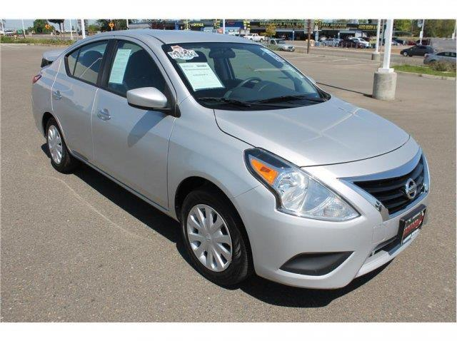 2016 nissan versa 1 6 s 1 6 s 4dr sedan 4a for sale in los banos california classified. Black Bedroom Furniture Sets. Home Design Ideas