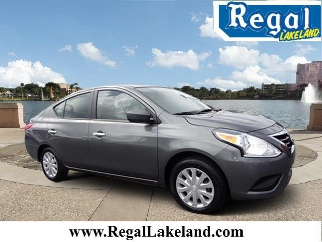 2016 nissan versa 1 6 s 1 6 s 4dr sedan 4a for sale in lakeland florida classified. Black Bedroom Furniture Sets. Home Design Ideas