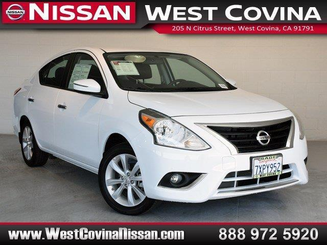 2016 nissan versa 1 6 s 1 6 s 4dr sedan 5m for sale in west covina california classified. Black Bedroom Furniture Sets. Home Design Ideas
