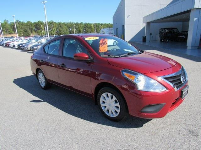 2016 nissan versa 1 6 s 1 6 s 4dr sedan 5m for sale in columbus georgia classified. Black Bedroom Furniture Sets. Home Design Ideas