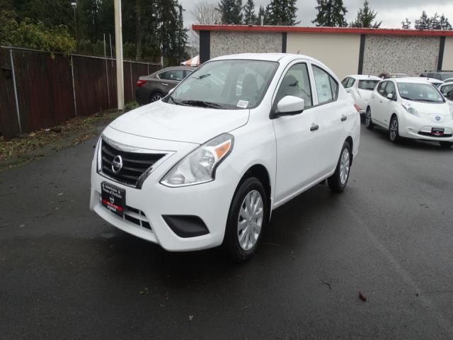 2016 nissan versa 1 6 s 1 6 s 4dr sedan 5m for sale in portland oregon classified. Black Bedroom Furniture Sets. Home Design Ideas