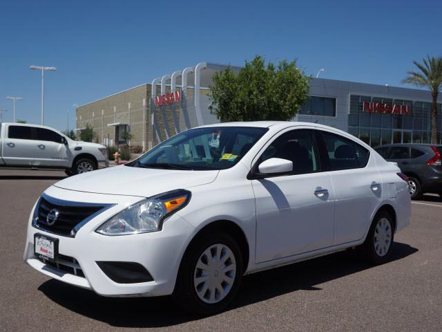 2016 nissan versa 1 6 s 1 6 s 4dr sedan 5m for sale in mesa arizona classified. Black Bedroom Furniture Sets. Home Design Ideas