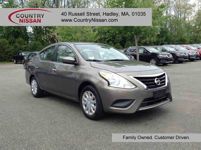2016 nissan versa 1 6 s 1 6 s 4dr sedan 5m for sale in hadley massachusetts classified. Black Bedroom Furniture Sets. Home Design Ideas