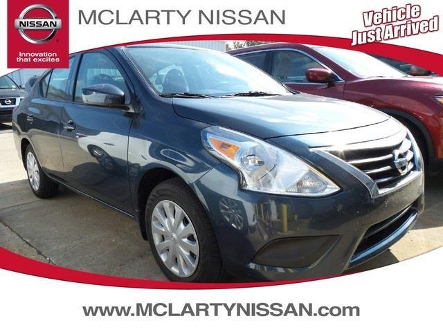 2016 nissan versa 1 6 s plus 1 6 s plus 4dr sedan for sale in north little rock arkansas. Black Bedroom Furniture Sets. Home Design Ideas