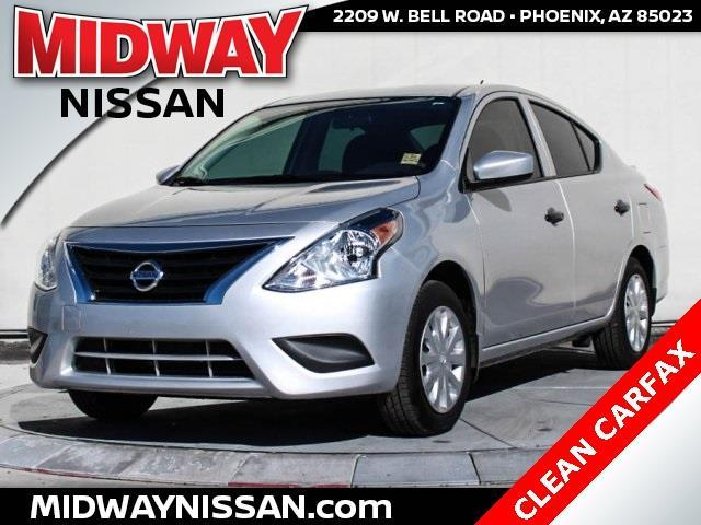 2016 nissan versa 1 6 sl 1 6 sl 4dr sedan for sale in phoenix arizona classified. Black Bedroom Furniture Sets. Home Design Ideas