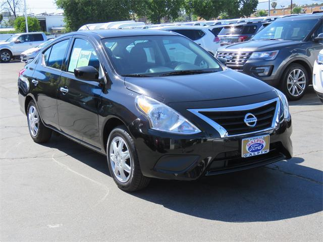 2016 nissan versa 1 6 sl 1 6 sl 4dr sedan for sale in northridge california classified. Black Bedroom Furniture Sets. Home Design Ideas