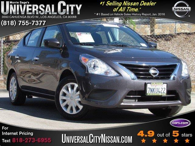 2016 nissan versa 1 6 sl 1 6 sl 4dr sedan for sale in los angeles california classified. Black Bedroom Furniture Sets. Home Design Ideas