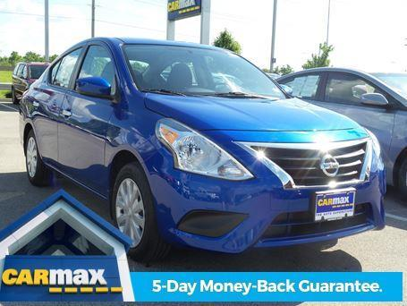 2016 nissan versa 1 6 sl 1 6 sl 4dr sedan for sale in saint peters missouri classified. Black Bedroom Furniture Sets. Home Design Ideas