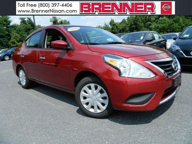 2016 nissan versa 1 6 sl 1 6 sl 4dr sedan for sale in defense depot pennsylvania classified. Black Bedroom Furniture Sets. Home Design Ideas