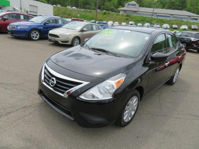 2016 nissan versa 1 6 sv 1 6 sv 4dr sedan for sale in ross corners new york classified. Black Bedroom Furniture Sets. Home Design Ideas