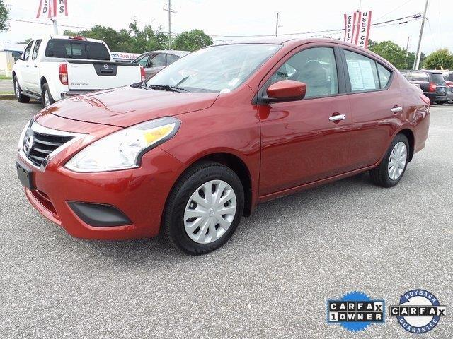 2016 nissan versa 1 6 sv 1 6 sv 4dr sedan for sale in pensacola florida classified. Black Bedroom Furniture Sets. Home Design Ideas