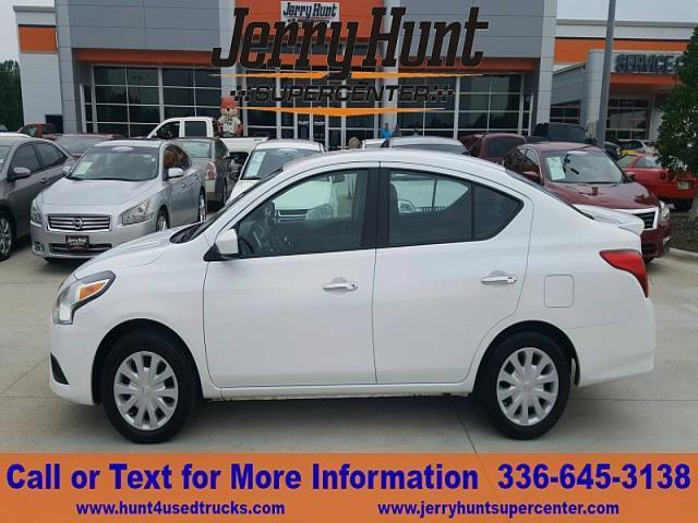 2016 nissan versa 1 6 sv 1 6 sv 4dr sedan for sale in lexington north carolina classified. Black Bedroom Furniture Sets. Home Design Ideas
