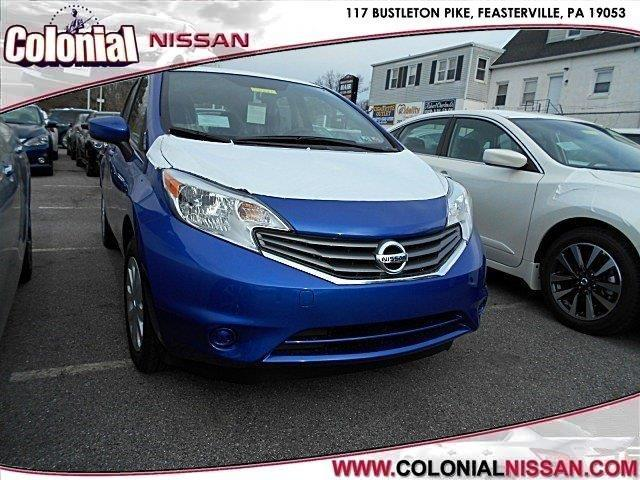 2016 nissan versa note s plus s plus 4dr hatchback for sale in langhorne pennsylvania. Black Bedroom Furniture Sets. Home Design Ideas
