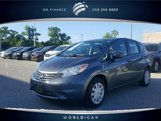 2016 nissan versa note s s 4dr hatchback for sale in san antonio texas classified. Black Bedroom Furniture Sets. Home Design Ideas