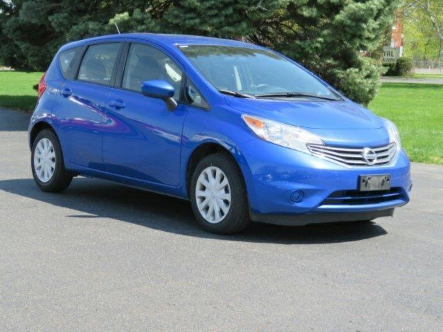 2016 nissan versa note sv sv 4dr hatchback for sale in battle creek michigan classified. Black Bedroom Furniture Sets. Home Design Ideas