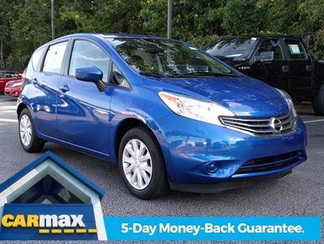 2016 nissan versa note sv sv 4dr hatchback for sale in stockbridge georgia classified. Black Bedroom Furniture Sets. Home Design Ideas