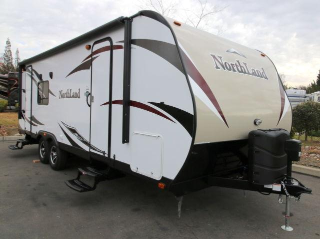 2016 Northland 25RKS - Camping World Exclusive!