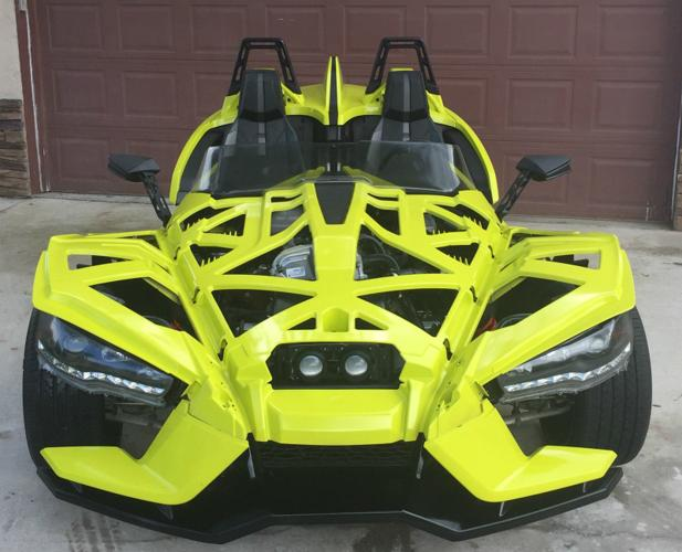 2016 Polaris Slingshot SL Full Custom