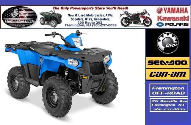 2016 polaris sportsman 450 blue sale priced for sale in flemington new jersey classified. Black Bedroom Furniture Sets. Home Design Ideas