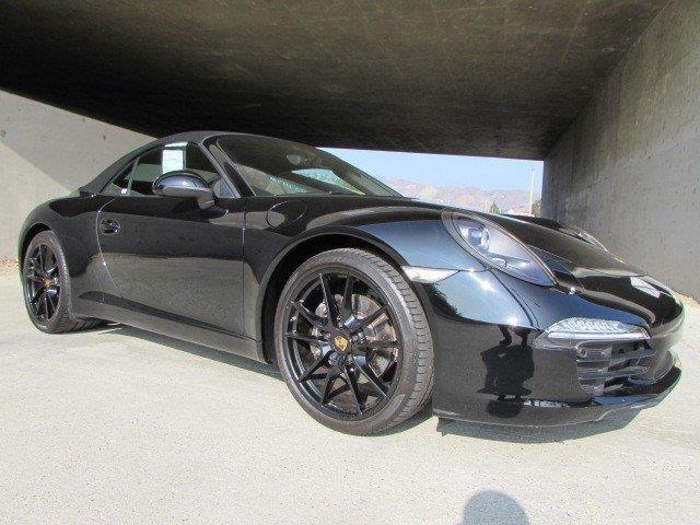 2016 Porsche 911 Carrera Black Edition Carrera Black