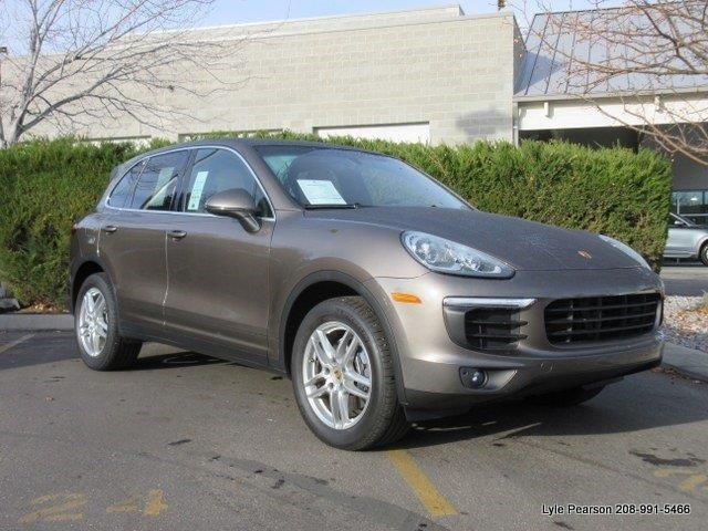 2016 porsche cayenne base awd 4dr suv for sale in boise idaho classified. Black Bedroom Furniture Sets. Home Design Ideas