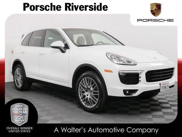 2016 Porsche Cayenne Base AWD 4dr SUV