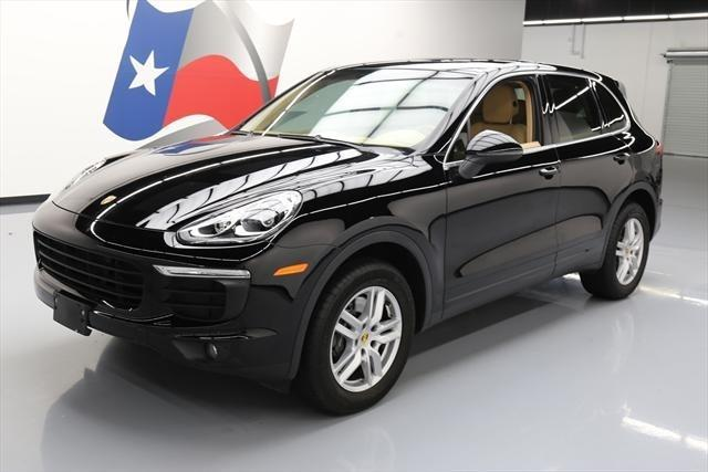 2016 porsche cayenne base awd 4dr suv for sale in houston texas classified. Black Bedroom Furniture Sets. Home Design Ideas