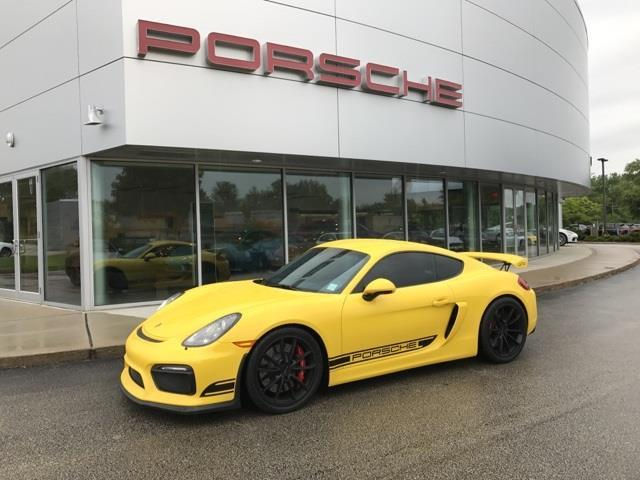 2016 Porsche Cayman Gt4 Gt4 2dr Coupe For Sale In Nashua