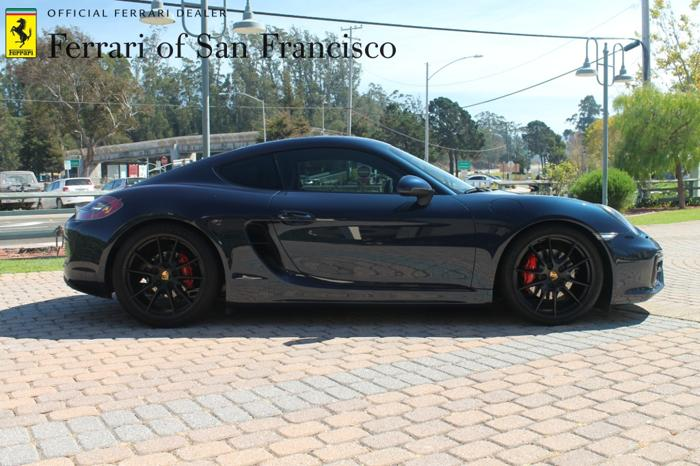 2016 porsche cayman gts for sale in mill valley california classified. Black Bedroom Furniture Sets. Home Design Ideas
