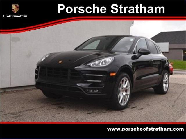 2016 Porsche Macan Turbo For Sale In Stratham New