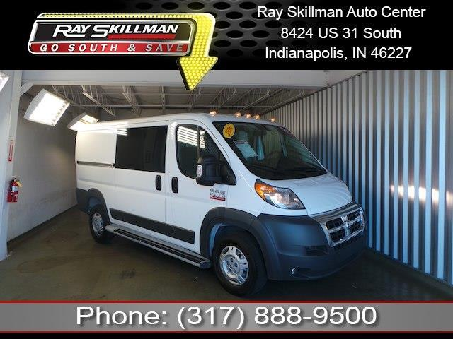 2016 Ram ProMaster Cargo 1500 136 WB 1500 136 WB 3dr