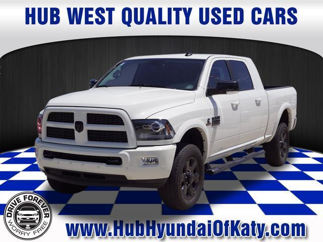 2016 ram ram pickup 2500 laramie 4x4 laramie 4dr mega cab 6 3 ft sb pickup for sale in houston. Black Bedroom Furniture Sets. Home Design Ideas