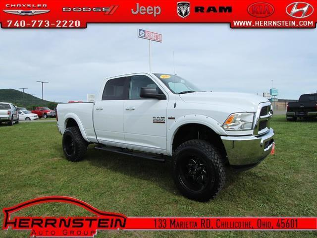 2016 ram ram pickup 2500 slt 4x4 slt 4dr crew cab 6 3 ft sb pickup for sale in chillicothe. Black Bedroom Furniture Sets. Home Design Ideas