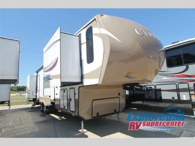 2016 redwood rv cypress cy38cfl fifth wheel bank for American homes tyler tx
